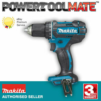 Makita DHP482Z 18v LXT Li-Ion CombiDrill 2-Speed- Blue- Naked- Replaces DHP456Z