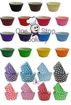 High Quality CUPCAKE Cases Paper Muffin Baking Cup Cake 12 24 36 48 60 180