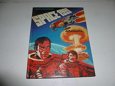 SPACE 1999 Comic Annual - Year 1976 - UK Comic Annual