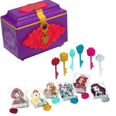 NEW Ever After High Spellbinding Secret Chest Voice-Activated Mattel Toy CHOP