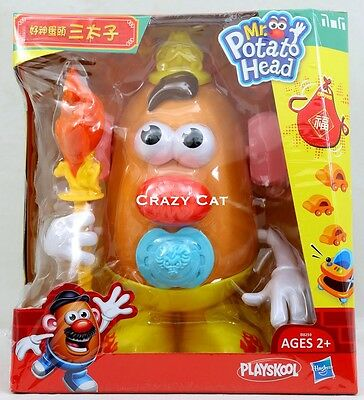 PLAYSKOOL Hasbro Mr.Potato Head LUCKY POTATO HEALTH 三太子 平安