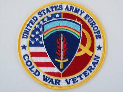 Us Army Europe Cold War Veteran Patch