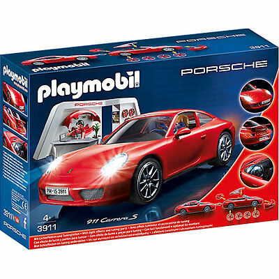 PLAYMOBIL Porsche 911 Carrera S - City Action 3911