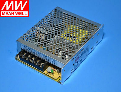 Mean Well 75W 24V (RS-75-24) UL Certified Power, From USA