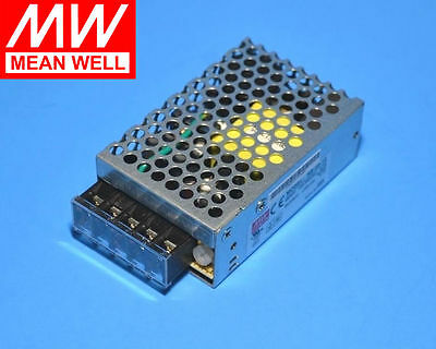 Mean Well 25W 12V (RS-25-12) UL Certified Power supply, From USA