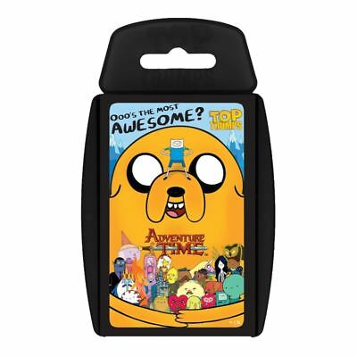 Top Trumps  Adventure Time Card Game *new & Sealed*