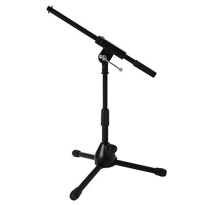 NEW - Tama Low Level Boom Mic Stand, BLACK - MS205STBK