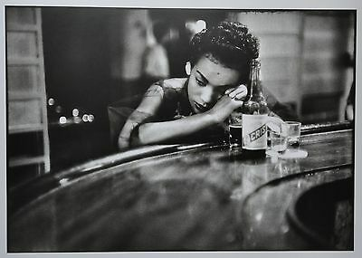 Eve Arnold Limited Edition Magnum Photo Poster Print 70x50 Cuba 1954 Kuba Bar SW