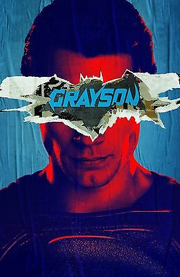 Grayson # 18 Poly Bagged Variant Cover NM/MT DC Pre Sale Ships 03/23