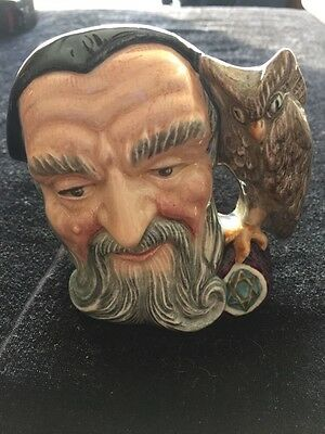 Royal Doulton Toby Mug -  (1959) Merlin - Excellent Condition