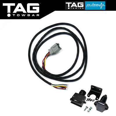 towbar trailer wiring harness kit ecu module great. Black Bedroom Furniture Sets. Home Design Ideas