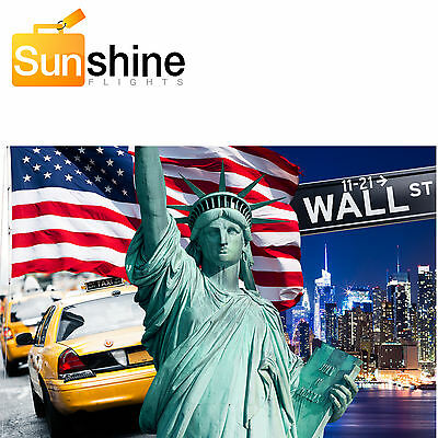 Flug New York inkl. 5 Tage New York Hotel New York Reise New York Flug New York
