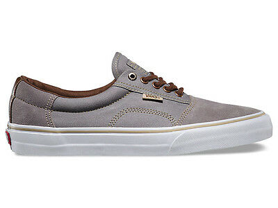 NEW Vans Rowley Solos Shoes Medium Grey BMX SHOES