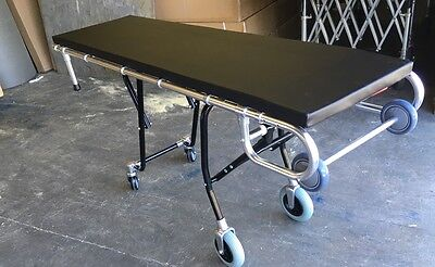Mortuary-Cot-Funeral-Home-Supplies-Church-Truck ***MONEY BACK GUARANTEE***