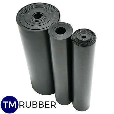 NATURAL INSERTION RUBBER SHEET  MAT W1200MM x D1.5MM SOLD P/M FREE FREIGHT