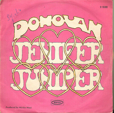Donovan - Jennifer juniper/Poor cow