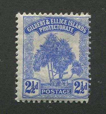 Gilbert & Ellice Islands #11 Mint