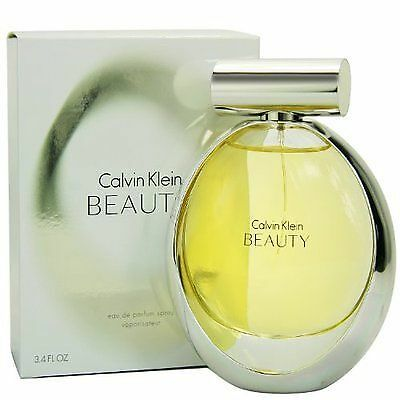 CK Beauty By Calvin Klein 3.3 / 3.4 Oz EDP Spray NIB Sealed Perfume For Women