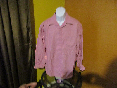 V2 By Versace Long Sleeve Shirt Size 16 1/2 R