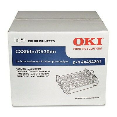 Oki 44494201 Imaging Drum Unit -20000Page - 1Pack FOR C331/531/MC361/362/561/562