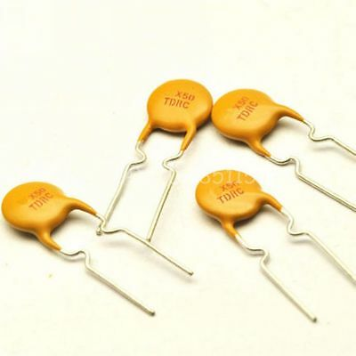 10PCS PPTC RXEF050 72V 0.5A 500MA DIP Resettable Fuse