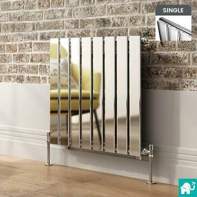 Horizontal Designer Flat Panel Radiators Modern Columns Central Heating Rads