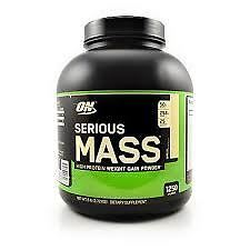 Optimum Nutrition Serious Mass Chocolate 2720 g