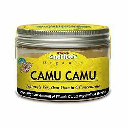Of The Earth Camu Camu Powder Organic 70 g