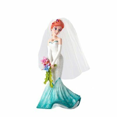 Disney Showcase Couture de Force Ariel Wedding Figurine 4050707 Little Mermaid