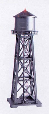 NEW Model Power Lighted Water Tower Built-Up N 2630