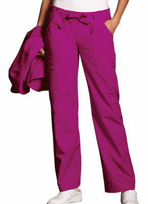 Cherokee Workwear 4020 Women's Cargo Scrub Pant Pick Size & Color