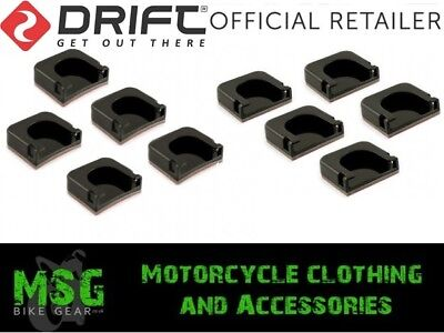 DRIFT HD GHOST HD CAMERA CURVED & FLAT ADHESIVE SPORTING PIC 'n' MIX MOUNTS new