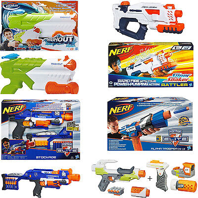 Nerf  XD Modulus N-Strike Ion Fire Rattler Double Town v.Hasbro wähle 1 St. aus: