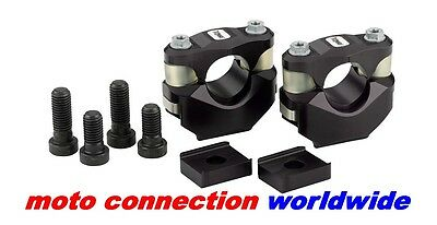 Xtrig Phds Rubber Bar Mounts Handlebar Clamps M12 For Xtrig Triple Clamps