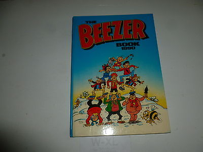 The BEEZER BOOK Annual - Year 1990 - UK Annual