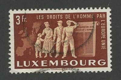 Luxembourg #276 Used Vf