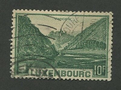 Luxembourg #199 Used Vf