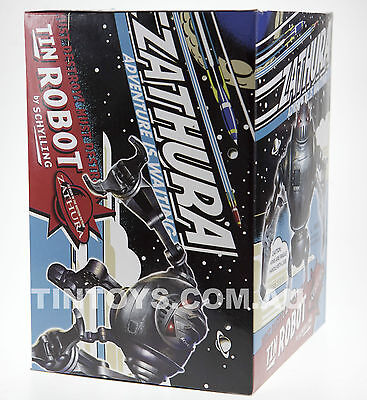 Zathura Mint Condition In Box Columbia Pictures & Schylling Rare Collectible