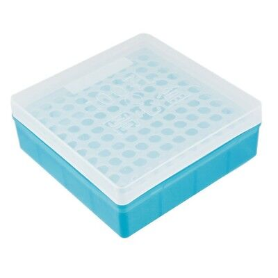 Plastic Square Laboratory 1.5ml Centrifuge Tube Case Box CP