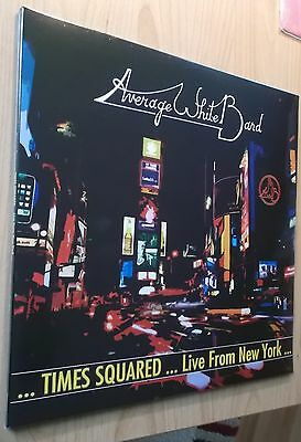 Average White Band 2Lp: Times Squared...live From New York (2013, Neu; 180 Gram)
