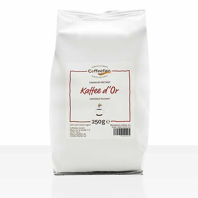 Coffeefair Premium Instant-Kaffee D'or 250g