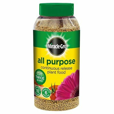 Miracle Gro Slow Release All Purpose Plant Food - 1kg