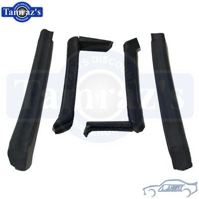 93-02 F-Body Convertible Top Weatherstrip Seal 4 Pcs Convertible 3208 SoffSeal