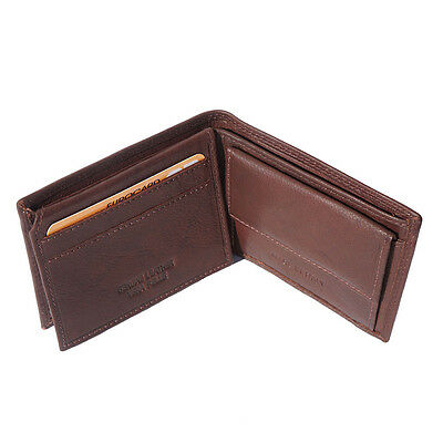 Wallet & Card Cases Italian Genuine Leather Hand made in Italy Florence PF09 db