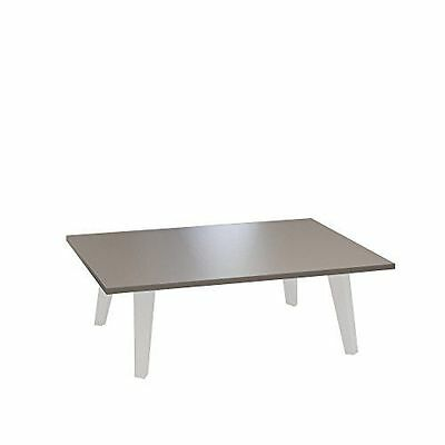 Symbiosis 2088A0100X00 Contemporain Table Basse Pieds Inclines NEUF