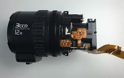 Sony DSR-PD170 PD170 Part Lens Block With VAP USED