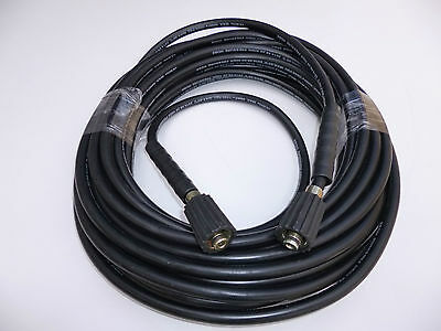 New 20 M  High Pressure Water Cleaner Hose Male To Male Connection Washer Hose