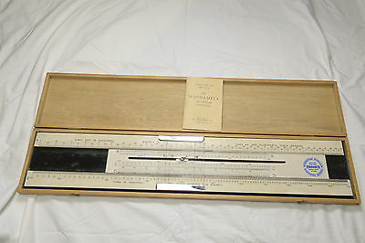 Rare The Magnameta International Oil - Petroleum Tonnage Calculator Slide Rule