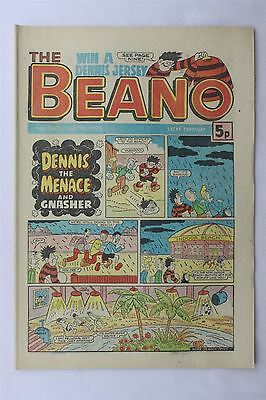 The Beano #1877 July 8th 1978 FN Vintage Comic Bronze Age Dennis The Menace