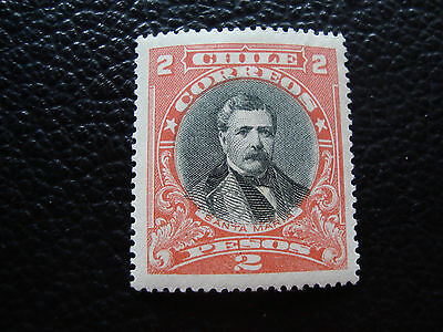 CHILI - timbre yvert et tellier n° 98 n* (A23) stamp chile